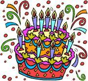 Ayaka's birthday cake!